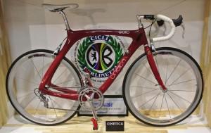 Cycli berlinetta