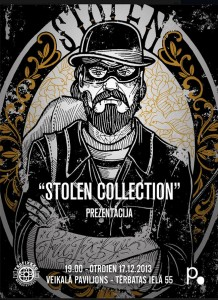 Stolen Collection
