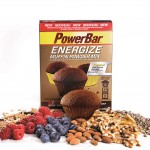 Energize Muffin Chocolate + Zutaten