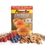 Energize Muffin Vanilla+Zutaten
